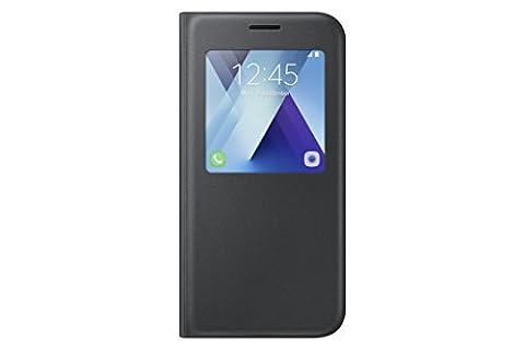 Samsung EF-CA520PB Etui à rabat pour Galaxy A5