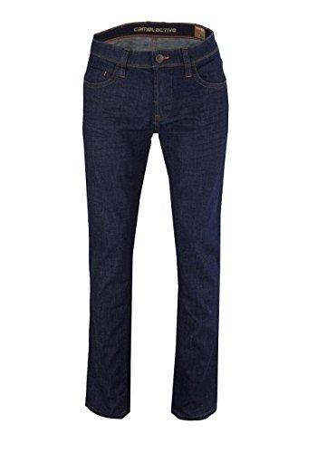 Camel Active Herren Straight Leg Jeans 9887 Dunkelblau