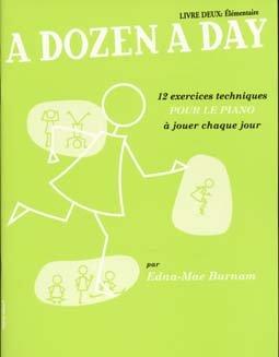 A Dozen a day - Livre 2 : Elémentaire