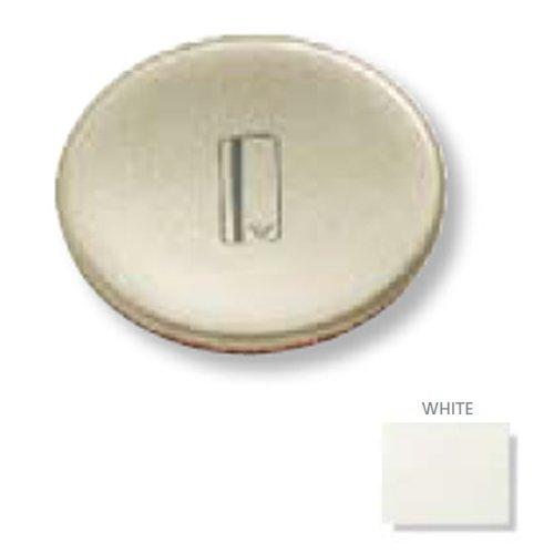 Niessen tacto - Tecla interruptor tarjeta tacto blanco