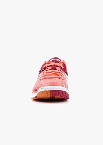Asics Gel-Rocket 7, Scarpe da Pallavolo Donna rosso