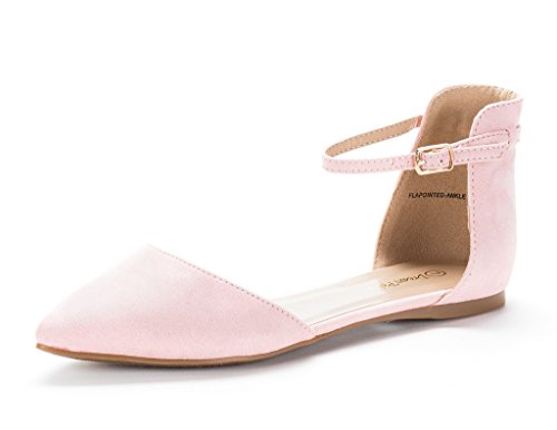 Dream Pairs Flapointed-Ankle Bailarinas