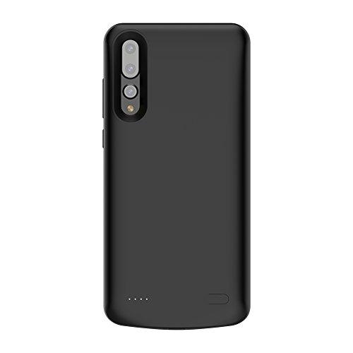 Smartphone-Ladehülle mit 6000-mAh-Akku für Huawei P20/P20 Pro, tragbare wiederaufladbare externe Schutzhülle mit Ladegerät