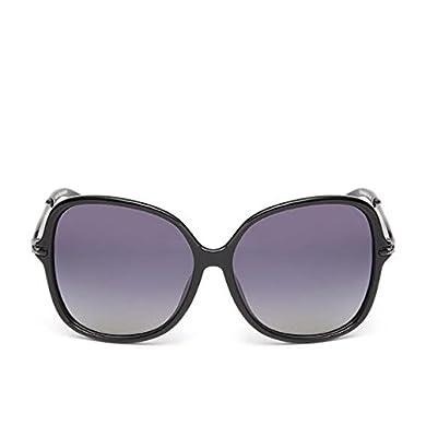 MYLL Neue Lady Polarisierte Spiegel Klassischer Großer Rahmen Retro Sonnenbrille Driving Spiegel Sonnenbrille