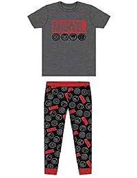 MARVEL COMICS,,, - Camiseta de Pijama - para Hombre
