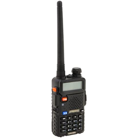 BaoFeng UV-5R VHF/UHF Dual Band Radio 136-174 400-480 Mhz