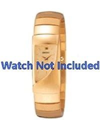 Correa de reloj de Seiko/1N00 6F90 SXJR78P1 (no incluidos en el precio del reloj. Correa de reloj original solamente)