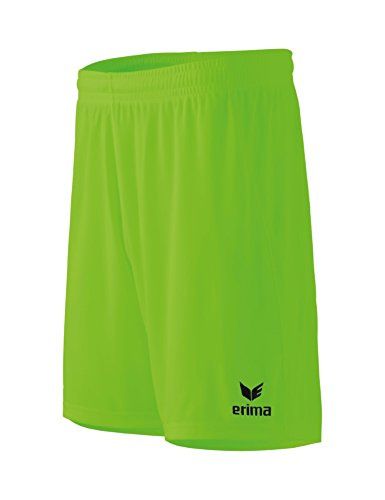 Erima Kinder Shorts Rio 2.0, Green Gecko, 164