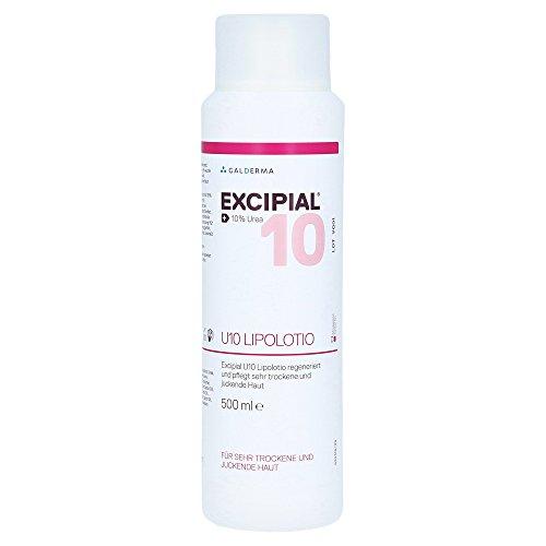 Excipial U 10 Lipolotio 500 ml -