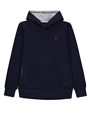 Marc O\' Polo Kids Jungen Sweatshirt 1/1 Arm, Blau (Navy Blazer/Blue 3105), 146/152