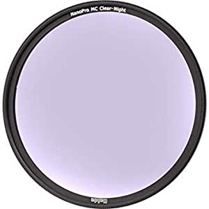 Haida 72mm Clear-Night Filter NanoPro MC Light Pollution Reduction for Sky Star 72