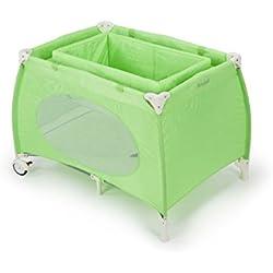 Bonarelli CVMB13 - Cuna de viaje con moisés, color verde