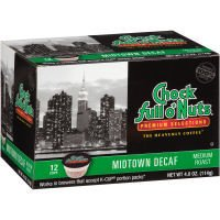 Chock Full O Nuts Midtown Decaf K-Cups (Case of 6) by Chock Full o' Nuts - Kcups Casa