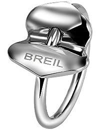 Breil Women's Ring TJ1185Steel Silver Turquoise Purple UVP: 95,90& # x20AC; 9681
