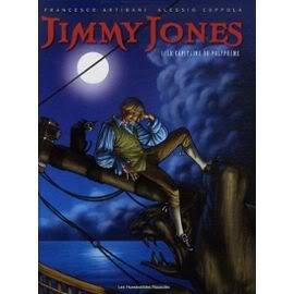 Jimmy Jones, Tome 1 : Le capitaine du Polyphème