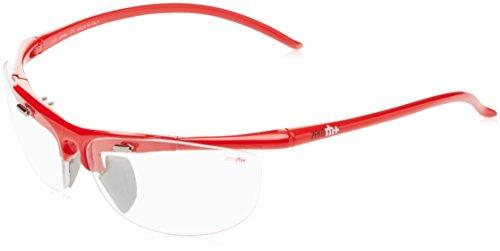 RH+ Zetha, lunettes de soleil mixte adulte Taille unique Mat Dark Brown/Brown Rovx