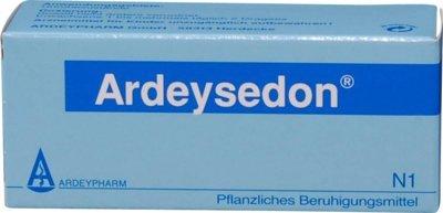 ARDEYSEDON Nacht überzogene Tabletten 50 St