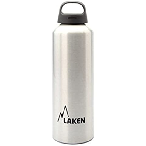 Laken Classic Bottle - 1 Liter Water containers 000 Aluminum