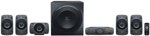 Logitech Z906 3D Stereo Lautsprecher THX (Dolby 5.1 Surround Sound und 500Watt) schwarz - 2
