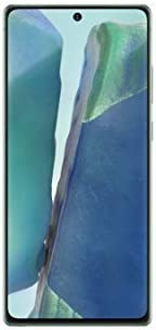 هاتف سامسونج جالكسي نوت 20 ثنائي شرائح الاتصال بذاكرة رام سعة 8 جيجا وذاكرة داخلية سعة 256 جيجا وتقنية الجيل ا