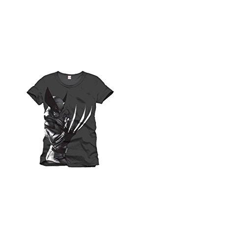 Tshirt homme Wolverine - Profil - Legend Icon