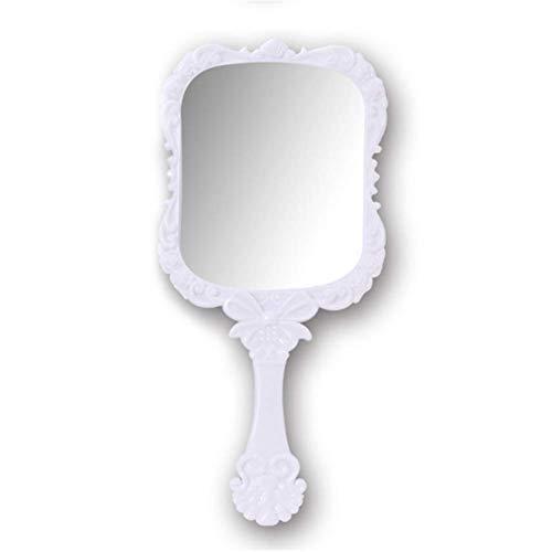 Molinter - Espejo de Mano Profesional para peluquería, salón de peluquería para Mujer,...