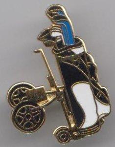 Golf Cart Anstecker