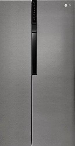 LG Electronics GSB 360 BASZ Side-by-Side Kühl-Gefrier-Kombination / A++ / 179 cm / 392 kWh / Jahr / 394 L Kühlteil / 219 L Gefrierteil / No Frost