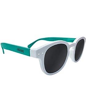 Nônos, gafas de sol de calidad para niños. Certificadas, con lentes polarizadas de categoría 3, protección 100%...