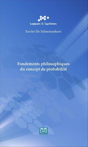 Fondements philosophiques du concept de probabilit