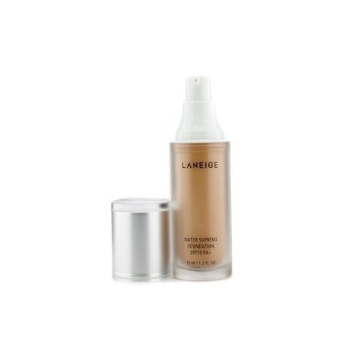 Laneige Water Supreme Foundation Spf 15 # 23 Sand Beige 35Ml/1.2Oz by Laneige Korean Beauty