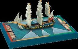 Segel of Glory Schiff Pack–HMS Swan 1767Board Game