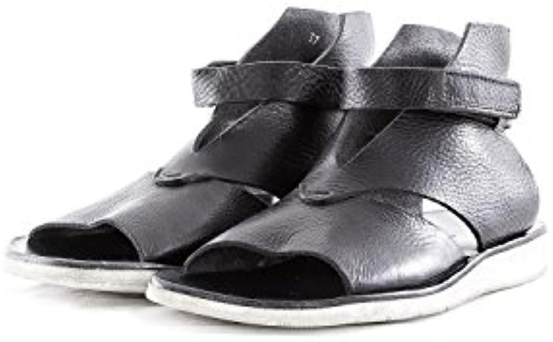 MOMA Damen Sandalen ARIZONA schwarz 2018 Letztes Modell  Mode Schuhe Billig Online-Verkauf
