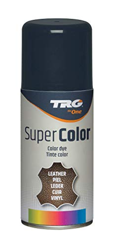 TRG Super Spray Leder Lederfarbspray Lederfarbe (#318 Dark Grey / 12-150 ml - 3.77 oz.)