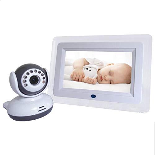 2,4g Wireless Baby Monitor, 7-Zoll-Display, einfach zu bedienendes mobiles Baby-Pflege-Instrument