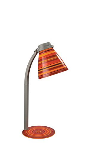Massive Studio Table Lamp – Table Lamps (Orientation, AC, E14, Multicolour, Metal, Synthetics, Office, Study)
