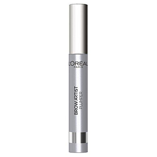L'Oréal Paris Eye Brow Plumper, 5 Transparent - Augenbrauen Mascara für perfekt geformte und...