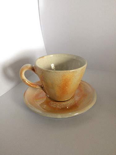Espressotasse - Orangen-espresso-tasse