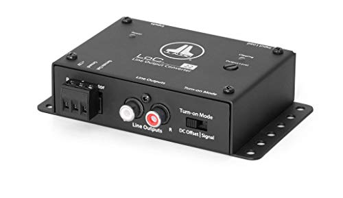 JL Audio LoC-22 | 2 Kanal Line Out Converter High Low Jl Audio