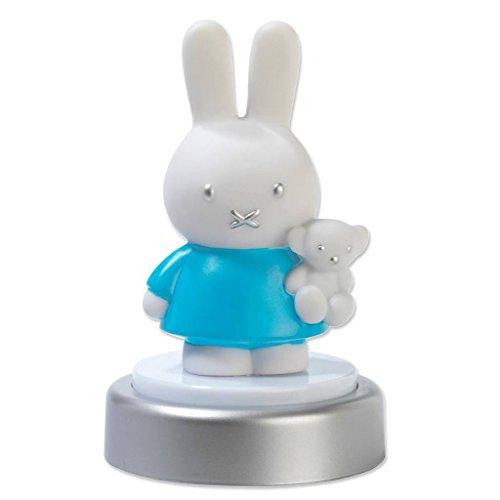 Speelgoed 33228 - Schnuffeltücher und Trösterchen Nijntje Nachtlampje 3D Blauw, mehrfarbig