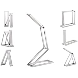MAIKAIRUI Led Lamp, Dimmable Desk Lamp for Studying/Portable Hanging Lights for Indoor Outdoor with Built-In Battery