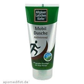 Allgäuer Latschenkiefer Mobil Dusche, 200 ml -