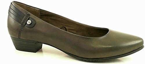 Jana 88-22200-25, Damen Pumps, graphite (206), UK Grau