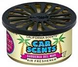 California Car Scents Autoduft Duftdose - Gardenia del Mar