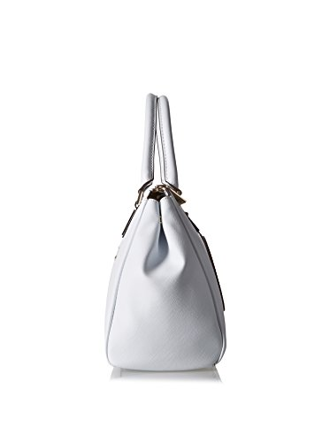 Guess Carly borsa 36 cm Bianco (WHITE)