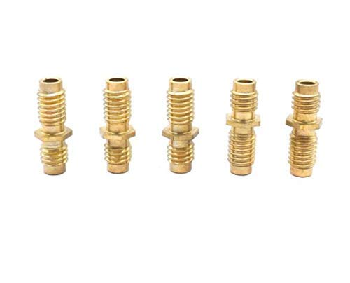 UIOTEC-5PCS-M6-X-20mm-Copper-Throat-Pipes-For-ReprapMakerbot-Ultimaker-3mm-3d-Printer