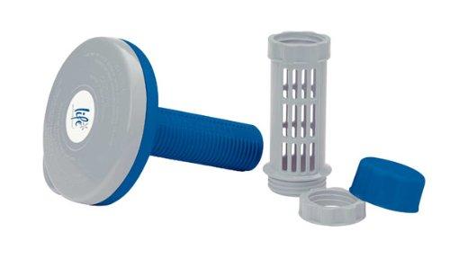 Flotante de bromo o cloro Tablet dispensador para pequeñas piscinas o spas