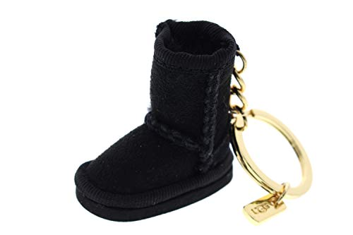 UGG Schlüsselanhänger - Classic Boot 1104402 - Black, Größe:One Size - Womens Uggs