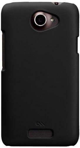 case-mate CM020437 Barely-There Schutzhülle für HTC One X / XL schwarz Seidio Htc Touch