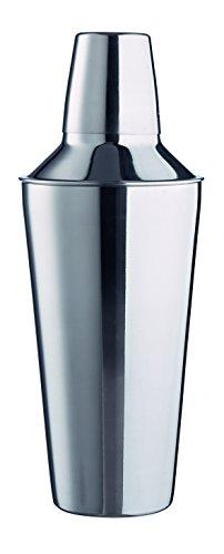 Hoch-cocktail (Cocktail-Shaker aus Chromnickelstahl - XTRA PREISWERT/Inhalt: 0,75 ltr, Höhe: 26 cm)